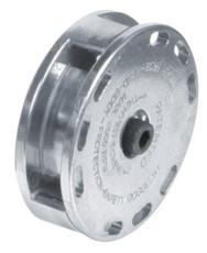 Колесо-держатель 11 мм для закрепления проволочных щеток с шириной 11 мм