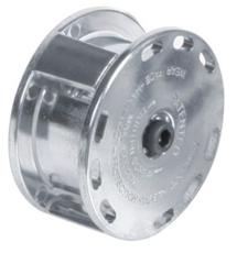 Колесо-держатель 23 мм для закрепления проволочных щеток с шириной 23 мм и резиновых щеток