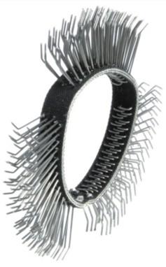 Проволочная щетка 11 мм жесткая