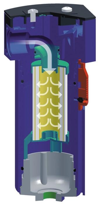 Фильтр сжатого воздуха CLEARPOINT