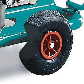 Защищенное от проколов колесо Aircar BAU Pro