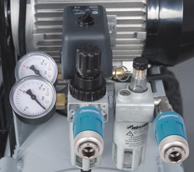 Блок управления компрессора