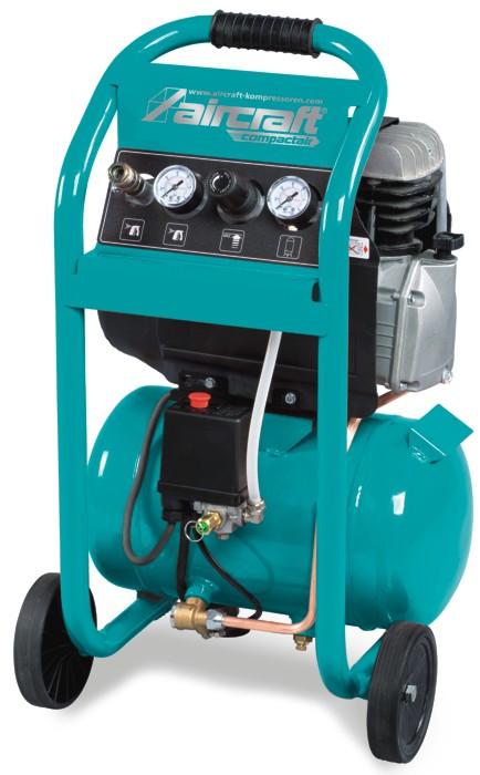 Передвижной поршневый компрессор Compact Air 221/10 E