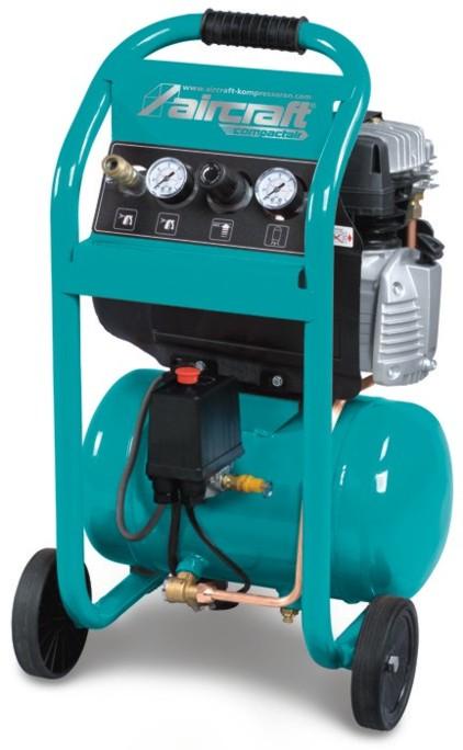 Передвижной поршневый компрессор Compact Air 265/10 E