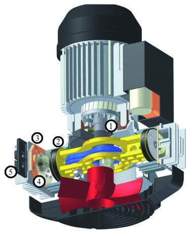 Устройство компрессора Compact Air BX 330 OF PRO