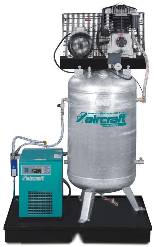 Стационарный поршневый компрессор Airprofi 853/270/10 VK