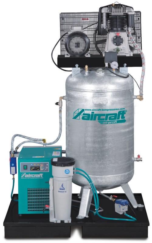 Стационарный поршневый компрессор Airprofi 853/270/10 VKK