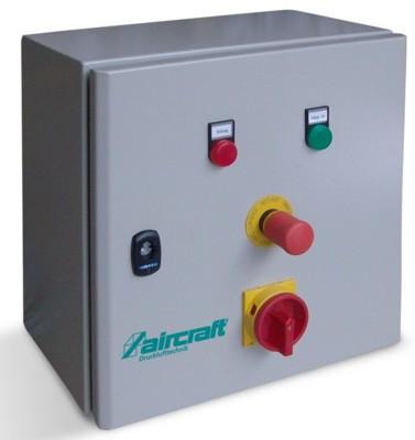 Автоматическая система управления компрессором