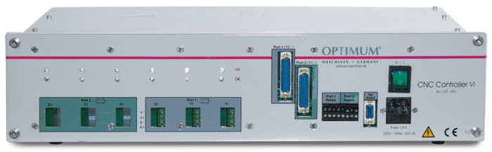Контроллер ЧПУ CNC-Controller VI