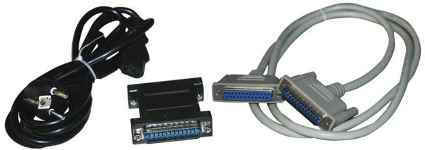 Контроллер ЧПУ CNC-Сontroller IV - комплект поставки