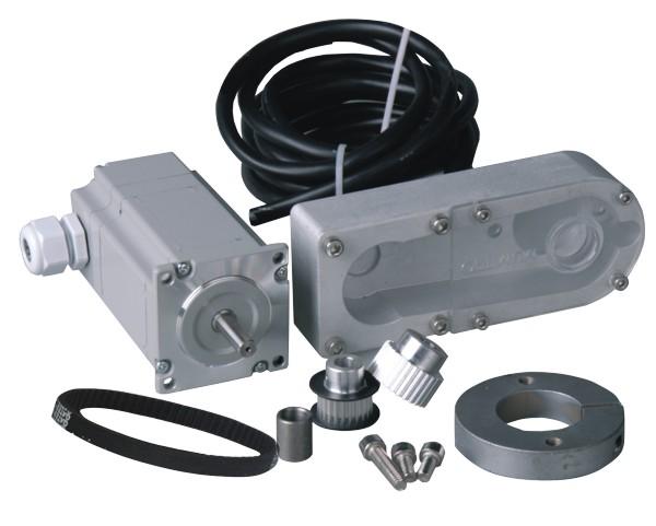 Монтажный комплект MK F20X для управления подачей по оси Х фрезерных станков BF20 Vario / BF20L Vario