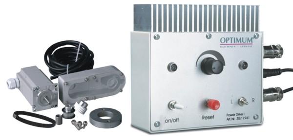 Комплект поставки привода Power-Drive