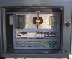 Станок M4 CNC: электроавтоматика