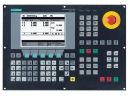 Станок M3HS CNC: система управления Siemens 802S base line