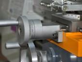 Маховик поперечной подачи суппорта D210х400