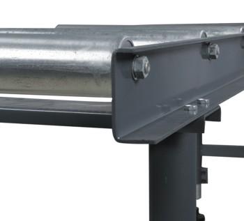 Рольганг MSR: специальный профиль рамы