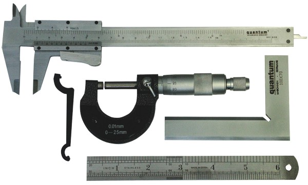 Мерительный инструмент - это инструмент, который предназначен для измерения и контроля...