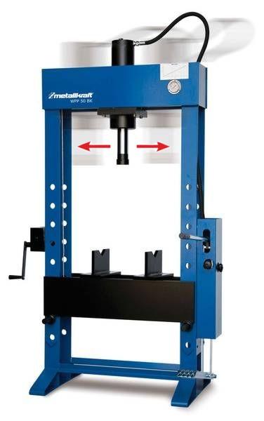 Пресс гидравлический Metallkraft WPP 20BK