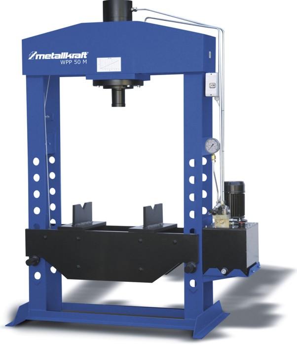 Пресс гидравлический Metallkraft WPP 50M