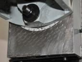 Optimum BF20 Vario: Шкала поворота фрезерной головки