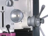 Optimum MBP: Подача пиноли